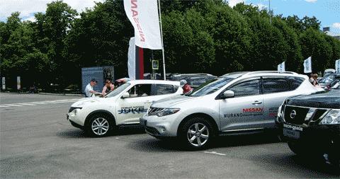 Автомобили Nissan, Автосалон-2012