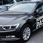 Тест драйв Volkswagen Passat B8