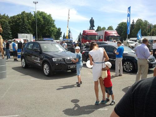 Автосалон-2013 - BMW X3