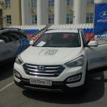 Автосалон-2013 - Hyundai Santa Fe