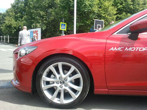 Автосалон-2013 - Mazda6