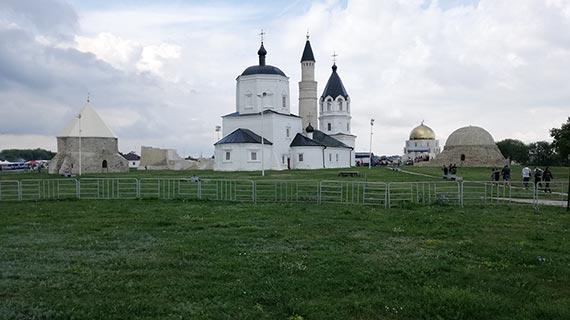 Поездка в г.Болгар (Татарстан)