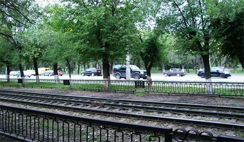 Волгоград, проспект Ленина