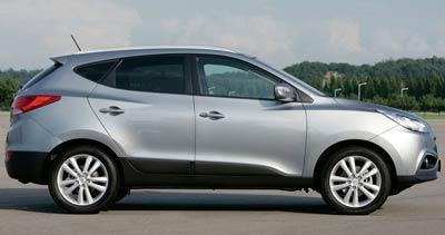 Тест драйв Hyundai ix35