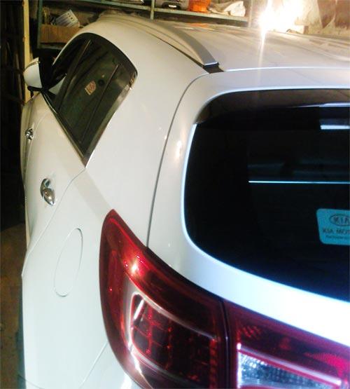 Белый или серебристый цвет автомобиля