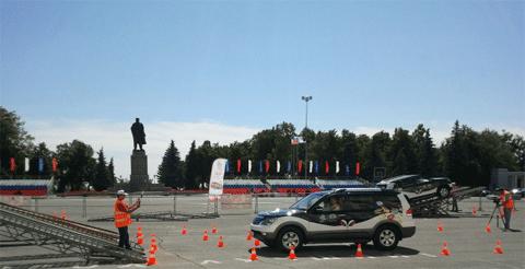 Kia-Тур 2012: Тест-драйв Off-Road