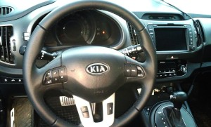 Рулевое колесо – замена по гарантии (заключение)