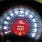 Такой пробег 31555 км был в апреле