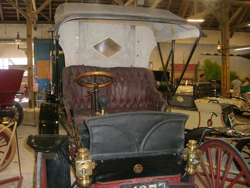 Такими были первые автомобили