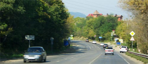 Самарские дороги