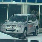 Тест драйв Suzuki Grand Vitara