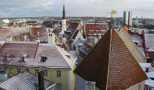 Таллин, Эстония, 2015