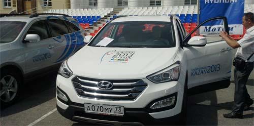 Тест драйв Hyundai Santa Fe