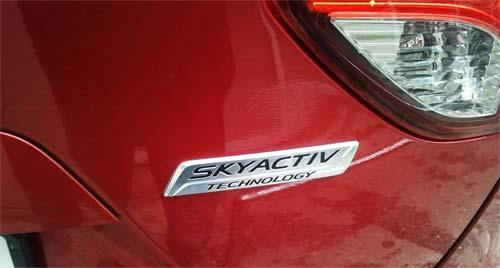 Mazda CX-5, 2.5L Skyactiv, AWD