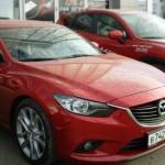 Mazda6, двигатель 2.5 литра, 6-ти ступенчатый автомат