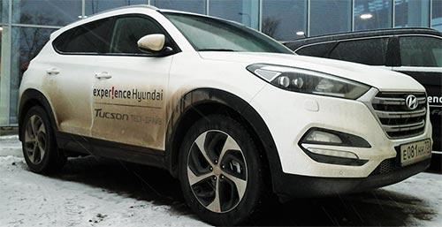 Тест драйв Hyundai Tucson 2016