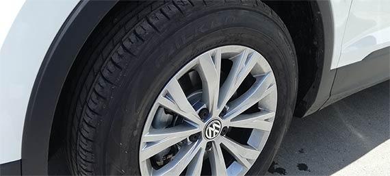 Новый Volkswagen Tiguan – тест драйв