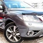 Тест драйв Nissan Pathfinder
