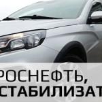 Масло Роснефть, втулки стабилизатора
