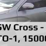 Lada Vesta SW Cross - ТО-1, 15000 км