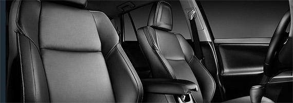 Обновлённый Toyota RAV4 – тест драйв