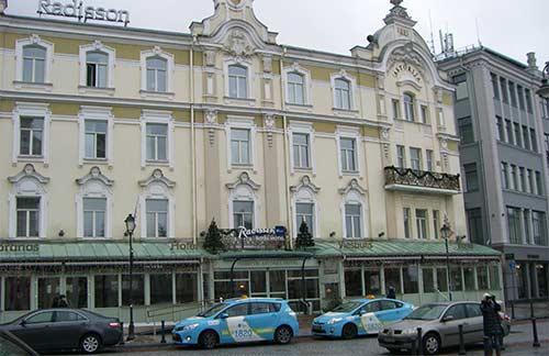 Поездка в Прибалтику на новогодние каникулы