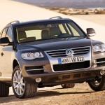 Тест драйв Volkswagen Touareg
