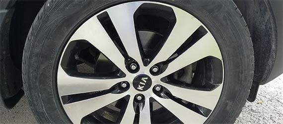 Тормозные диски, колодки, отзывная компания Kia Sportage 3